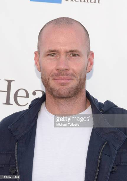 Oliver Trevena attends the 2018 Stand For Kids Annual Gala presented by the Orthopedic Institute For Children at The Museum of Flying on June 2 2018...