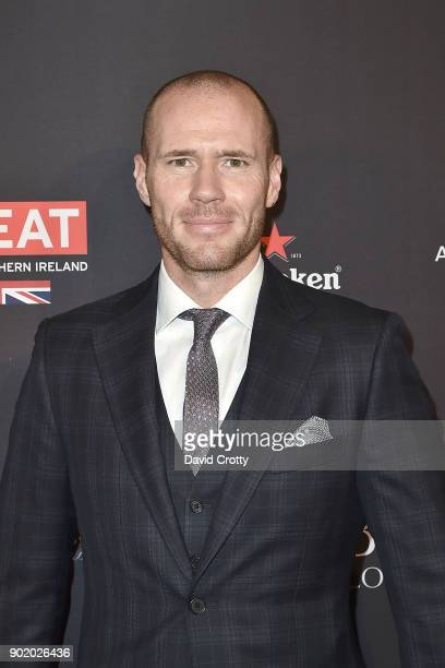 Oliver Trevena attends The BAFTA Los Angeles Tea Party Arrivals at Four Seasons Hotel Los Angeles at Beverly Hills on January 6 2018 in Los Angeles...