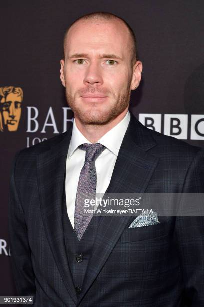 Oliver Trevena attends The BAFTA Los Angeles Tea Party at Four Seasons Hotel Los Angeles at Beverly Hills on January 6 2018 in Los Angeles California