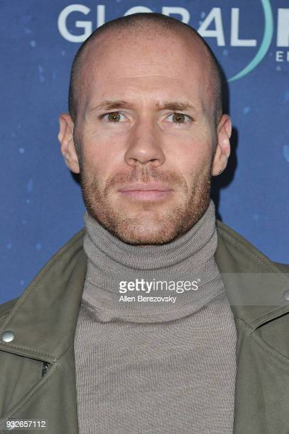 Oliver Trevena attends the Global Road Entertainment's World Premiere of 'Midnight Sun' at ArcLight Hollywood on March 15 2018 in Hollywood California