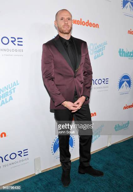 Oliver Trevena attends The Thirst Project's 9th Annual Thirst Gala at The Beverly Hills Hotel on April 21 2018 in Beverly Hills California