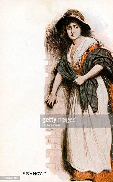 Oliver Twist by Charles Dickens Nancy English novelist 7 February 1812 – 9 June 1870