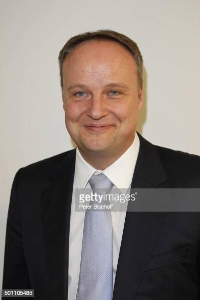 Oliver Welke Preisträger Für Heute Show Porträt Geb 19 April