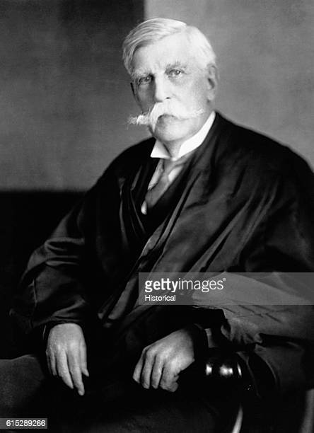 Oliver Wendell Holmes was an Associate justice of the U.S. Supreme Court from 1902 to 1932.