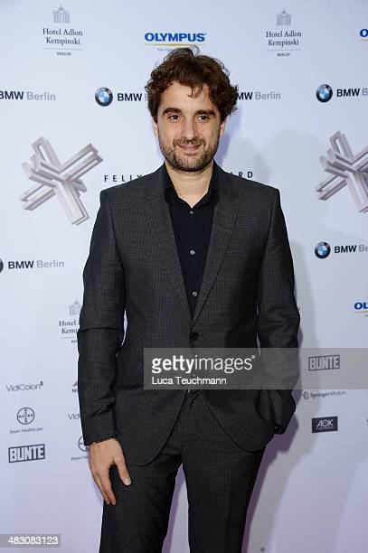 Oliver Wnuk attends Felix Burda Award 2014 at Hotel Adlon on April 6 2014 in Berlin Germany