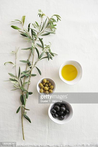 olives - olive branch stock pictures, royalty-free photos & images