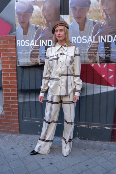ESP: Rosalinda Madrid Photocall
