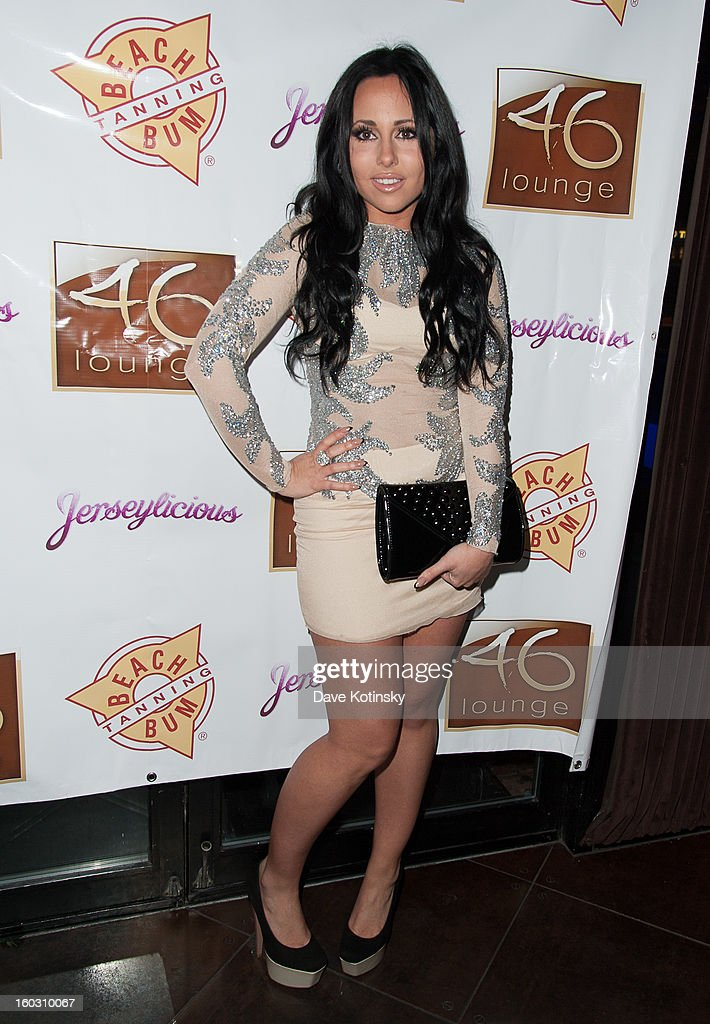 Olivia Blois Sharpe attends 'Jerseylicious' Season 5 Premiere Celebration at 46 Lounge on January 28, 2013 in Totowa City.