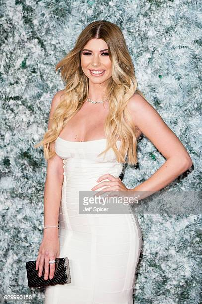 Olivia Buckland attends the European Premiere of 'Collateral Beauty' at Vue Leicester Square on December 15 2016 in London England