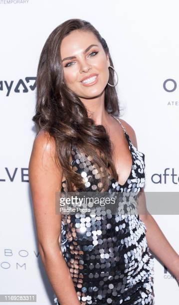Olivia Caputo attends The Daily Front Row 7th Fashion Media Awards at The Rainbow Room at Rockefeller Center