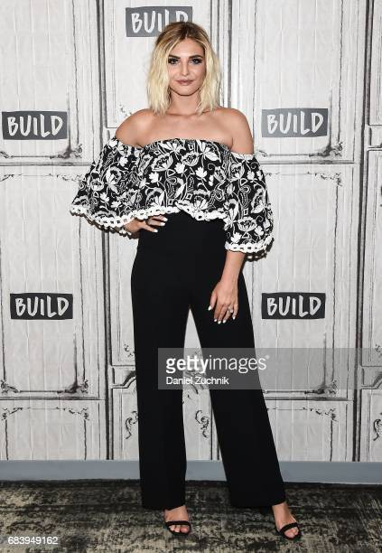 Olivia Caridi attends the Build Series to discuss the 'Bachelorette' at Build Studio on May 16 2017 in New York City