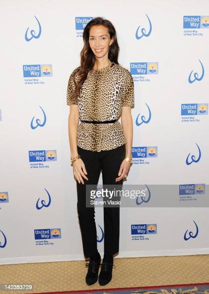 Olivia Chantecaille Attends United Way Of New York City's