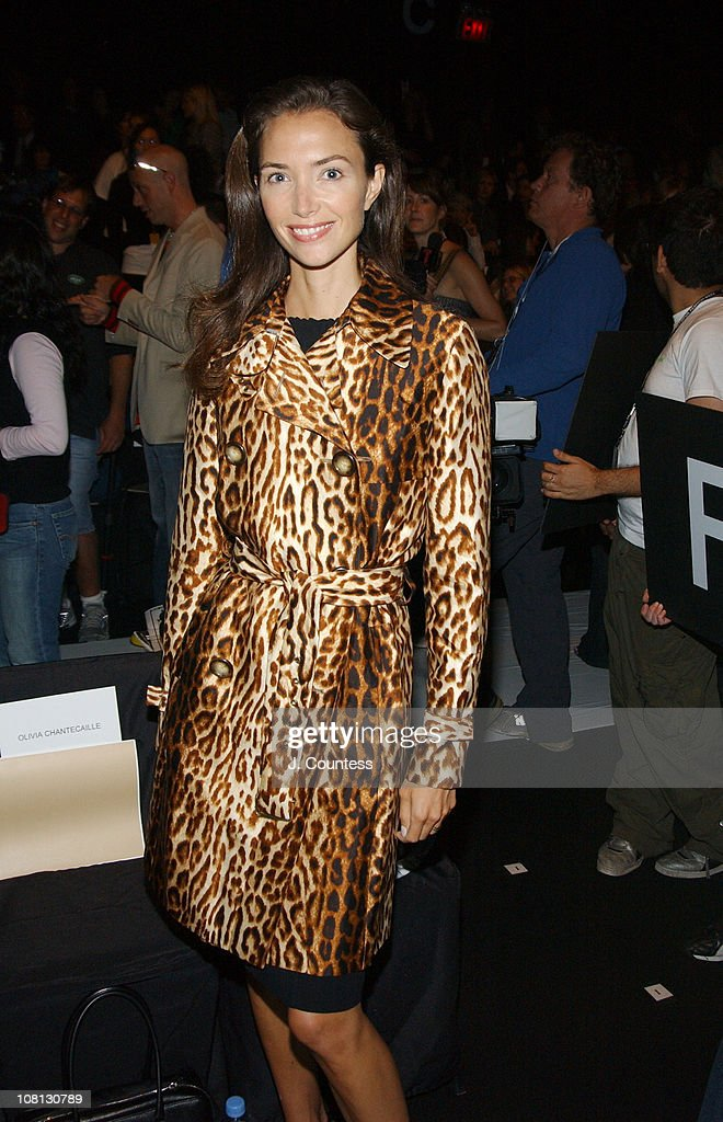Olympus Fashion Week Spring 2005 - Michael Kors - Front Row