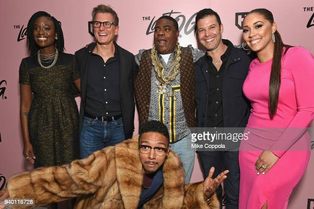 Olivia Charmaine Morris President of TBS TNT and Chief Creative Officer Turner Entertainment Kevin Reilly Allen Maldonado Tracy Morgan TBS Executive...