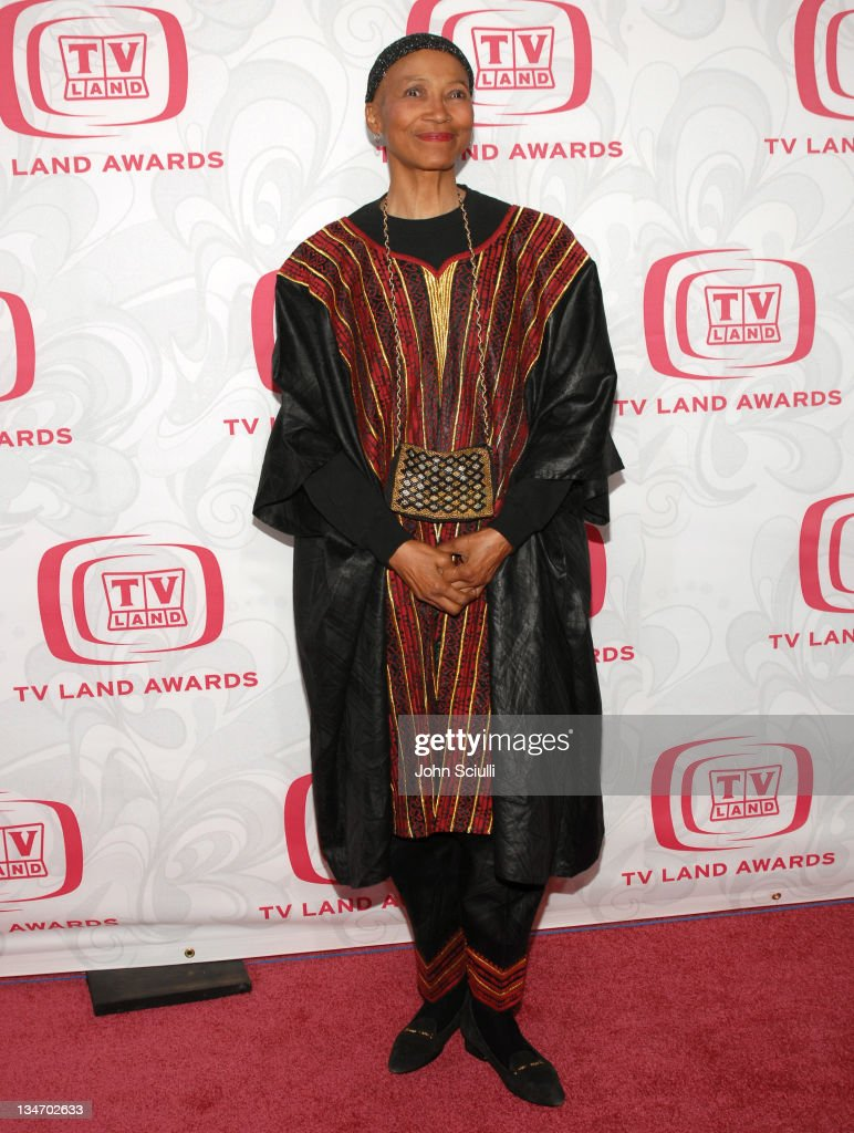 Olivia Cole during 5th Annual TV Land Awards - Arrivals at Barker Hanger in Santa Monica, CA, United States.
