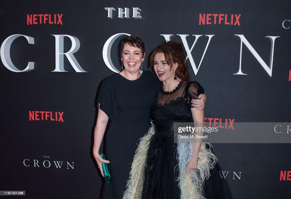 """The Crown"" Season 3 - World Premiere - VIP Arrivals : Fotografia de notícias"