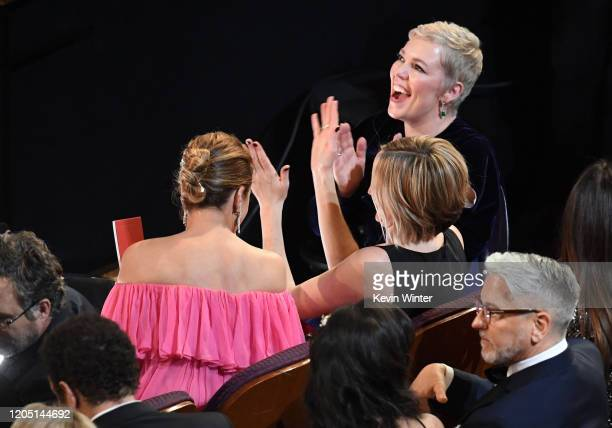 Olivia Colman attends the 92nd Annual Academy Awards at Dolby Theatre on February 09, 2020 in Hollywood, California.
