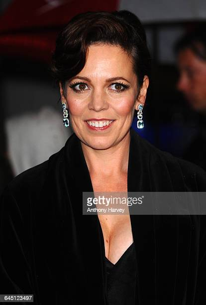 Olivia Colman attends The Iron Lady European Premiere on January 4 2012 at the BFI Southbank in London