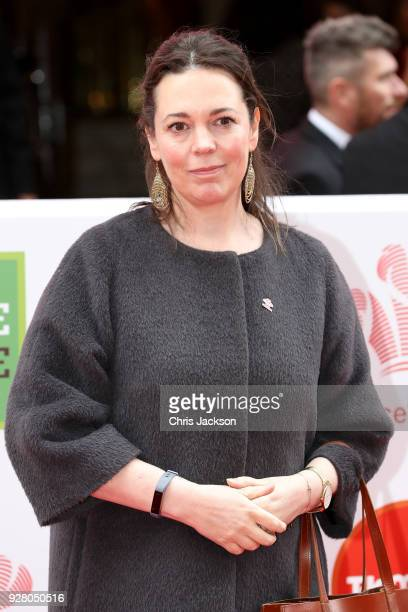 Olivia Colman attends 'The Prince's Trust' and TKMaxx with Homesense Awards at London Palladium on March 6 2018 in London England
