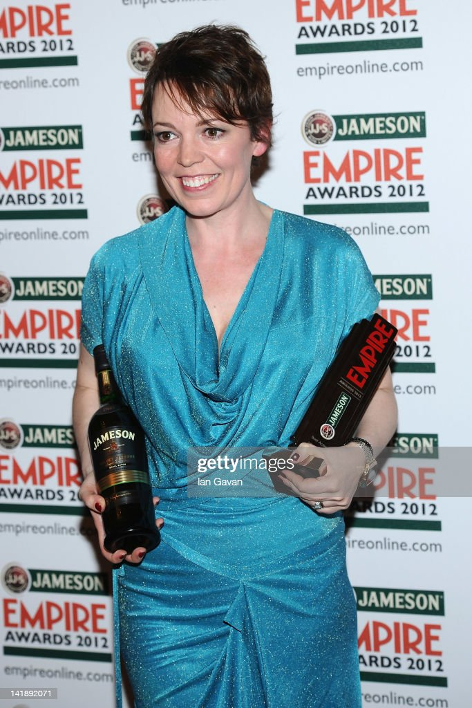 Jameson Empire Awards Press Room Pictures : News Photo