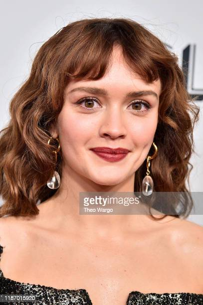 Olivia Cooke attends the 2019 Glamour Women Of The Year Awards at Alice Tully Hall on November 11, 2019 in New York City.