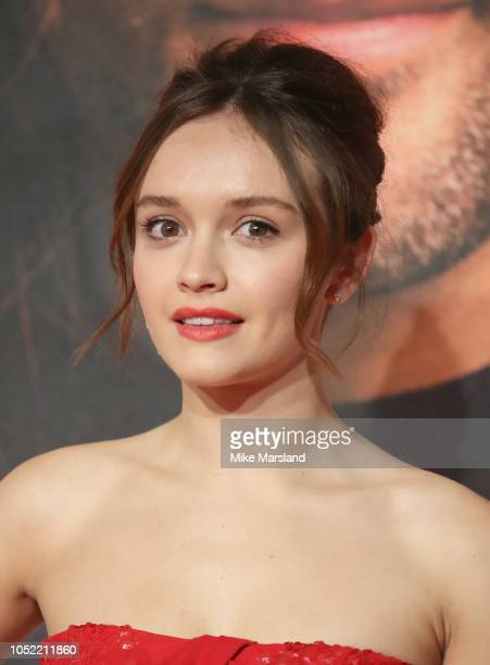 """Olivia Cooke attends the European Premiere of """"Life Itself"""" & Royal Bank of Canada Gala during the 62nd BFI London Film Festival on October 15, 2018..."""