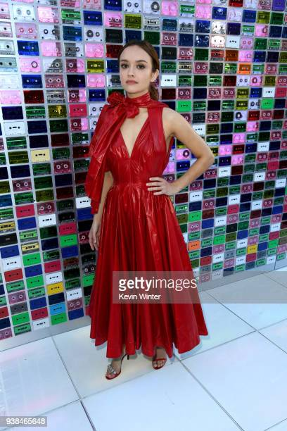 Olivia Cooke attends the Premiere of Warner Bros Pictures' Ready Player One at Dolby Theatre on March 26 2018 in Hollywood California