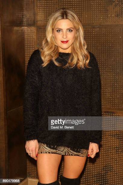 Olivia Cox attends a special screening of 'Finding Your Feet' at The May Fair Hotel on December 11 2017 in London England