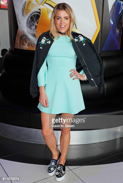 Olivia Cox attends the 'Cars 3' charity gala screening at Vue Westfield on July 9 2017 in London England