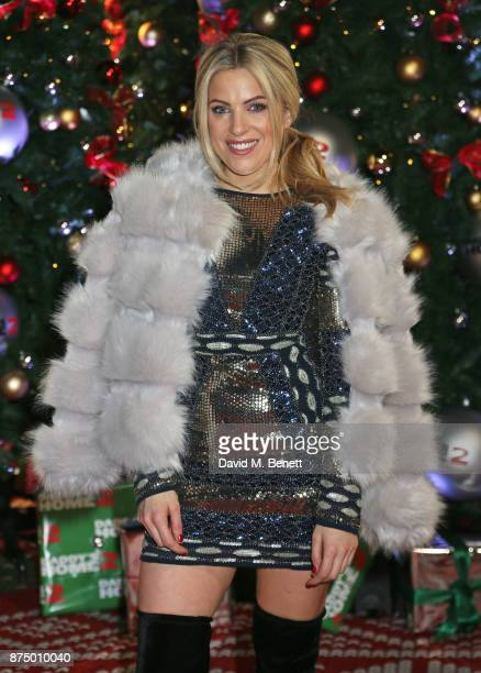 Olivia Cox attends the UK Premiere of 'Daddy's Home 2' at the Vue West End on November 16 2017 in London England