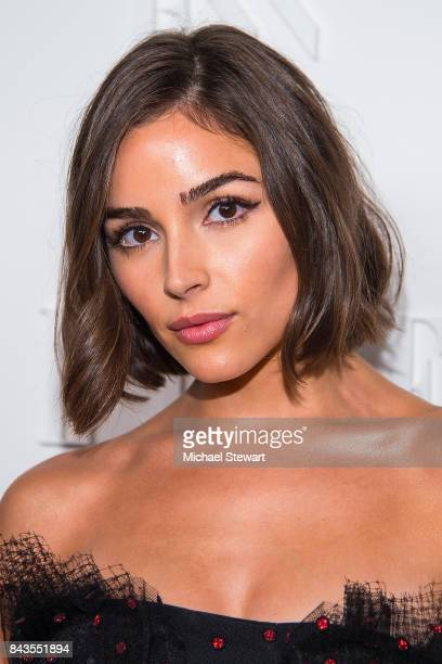 Olivia Culpo attends ELLE E IMG host A Celebration of Personal Style NYFW Kickoff Party on September 6 2017 in New York City