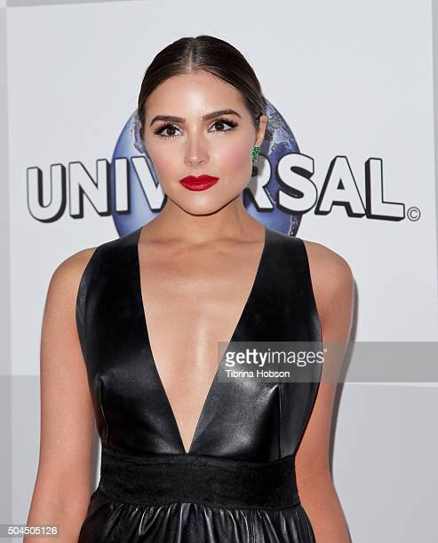Olivia Culpo attends NBCUniversal's 73rd Annual Golden Globes After Party at The Beverly Hilton Hotel on January 10 2016 in Beverly Hills California