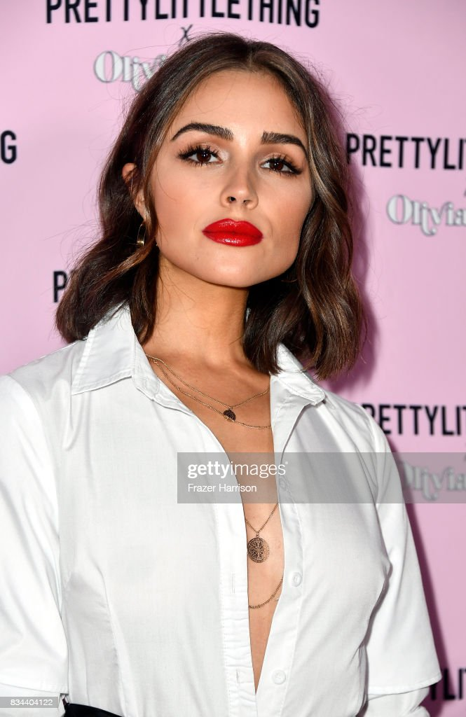 PrettyLittleThing X Olivia Culpo Launch - Arrivals