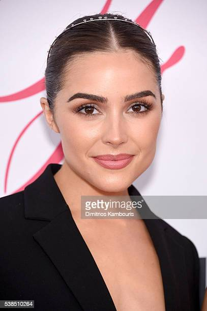 Olivia Culpo attends the 2016 CFDA Fashion Awards at the Hammerstein Ballroom on June 6 2016 in New York City