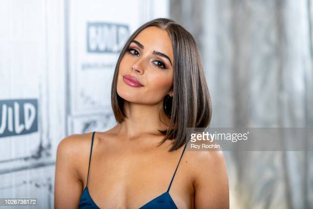 Olivia Culpo discusses Model Squad with the Build Series at Build Studio on September 4 2018 in New York City