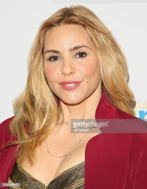Olivia d'Abo attends the 17th Annual Women's Image Awards at Royce Hall UCLA on February 10 2016 in Westwood California