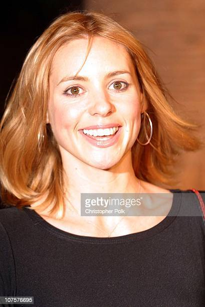 """Olivia D'Abo during Melissa Etheridge """"Live...and Alone"""" Movie Premiere at The Egyptian Theater in Hollywood."""