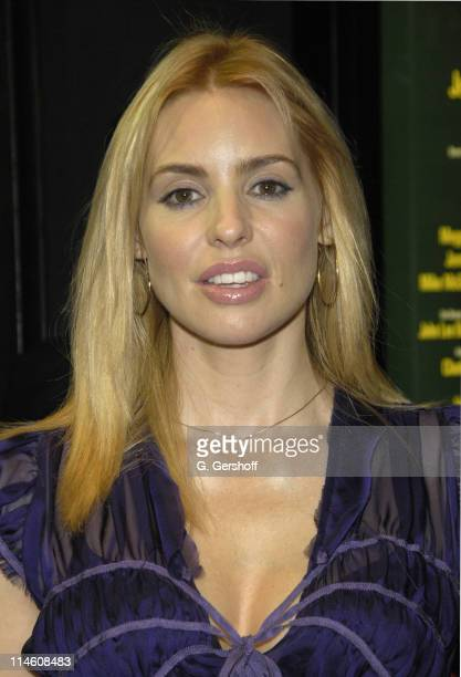 Olivia d'Abo during The Apple Tree's Broadway Opening Night December 14th 2006 at Roundabout Theatre Company's Studio 54 in New York City New York...