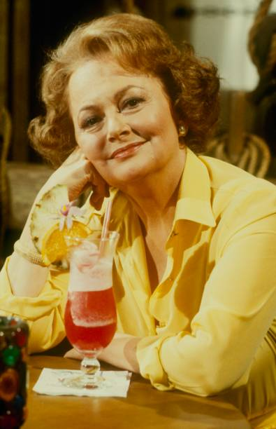 USA: ABC Archive - Olivia de Havilland