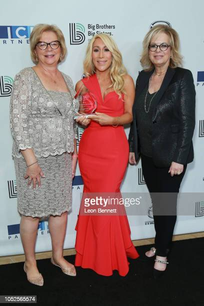 Olivia DiazLapham Lori Greiner and Laura Lizer attend Big Brothers Big Sisters Of Greater Los Angeles Big Bash Gala arrivals at The Beverly Hilton...