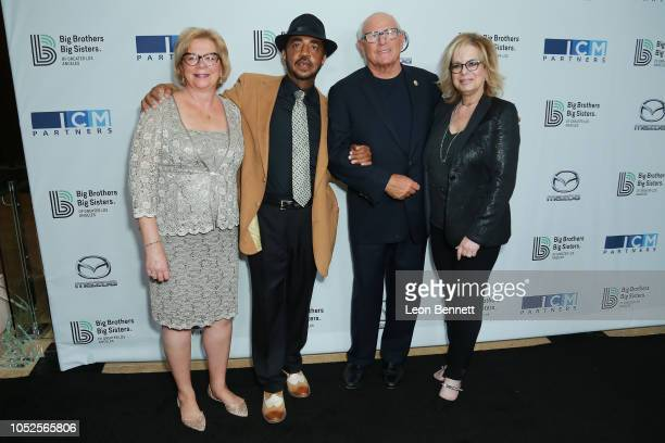 Olivia DiazLapham Terry Williams Steve Soboroff and Laura Lizer attend Big Brothers Big Sisters Of Greater Los Angeles Big Bash Gala arrivals at The...