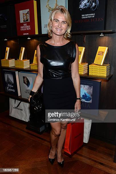 Olivia Flatto attends ASSOULINE Martine and Prosper Assouline host a book signing for Ketty PucciSisti Maisonrouge's The Luxury Alchemist at...
