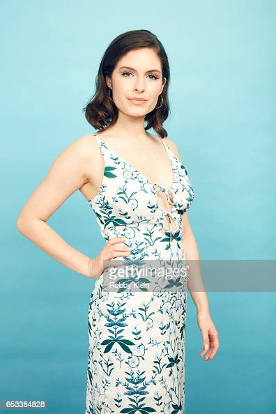 Olivia Grace Applegate of 'The Honor Farm' poses for a ...