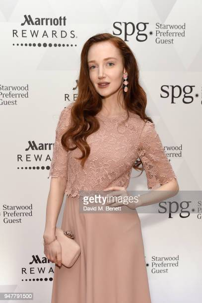 Olivia Grant attends as Marriott International celebrates worldclass loyalty programme with event including exclusive performance from Rag'n'Bone Man...