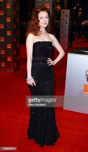 Olivia Grant attends the 2011 Orange British Academy Film Awards at The Royal Opera House on February 13 2011 in London England