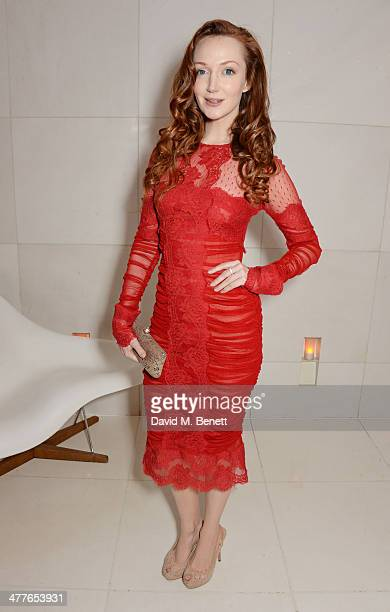 Olivia Grant attends the 5th annual Rodial Beautiful Awards to celebrate women of style beauty and elegance at St Martins Lane Hotel on March 10 2014...