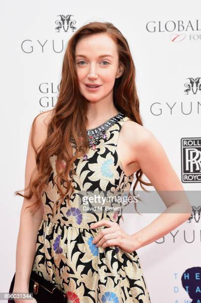 Olivia Grant attends the Global Gift Gala for The Diana Award hosted by Earl Spencer at Althorp House on June 14 2017 in Northampton England