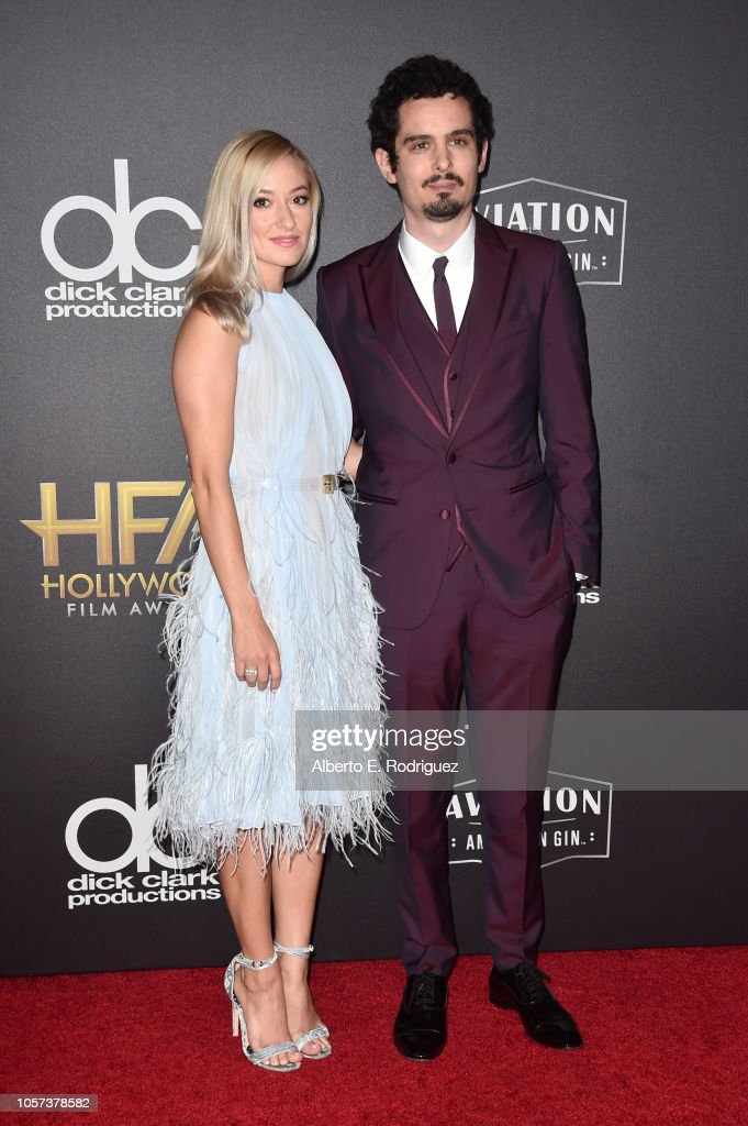 22nd Annual Hollywood Film Awards - Arrivals : News Photo