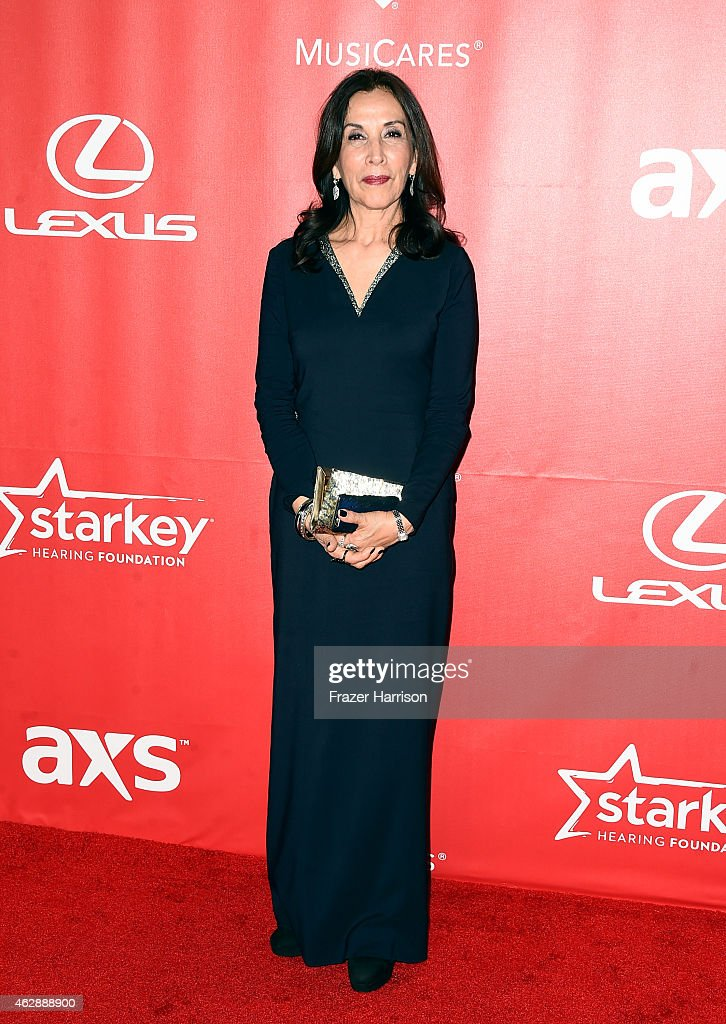 The 2015 MusiCares Person Of The Year Gala Honoring Bob Dylan - Arrivals