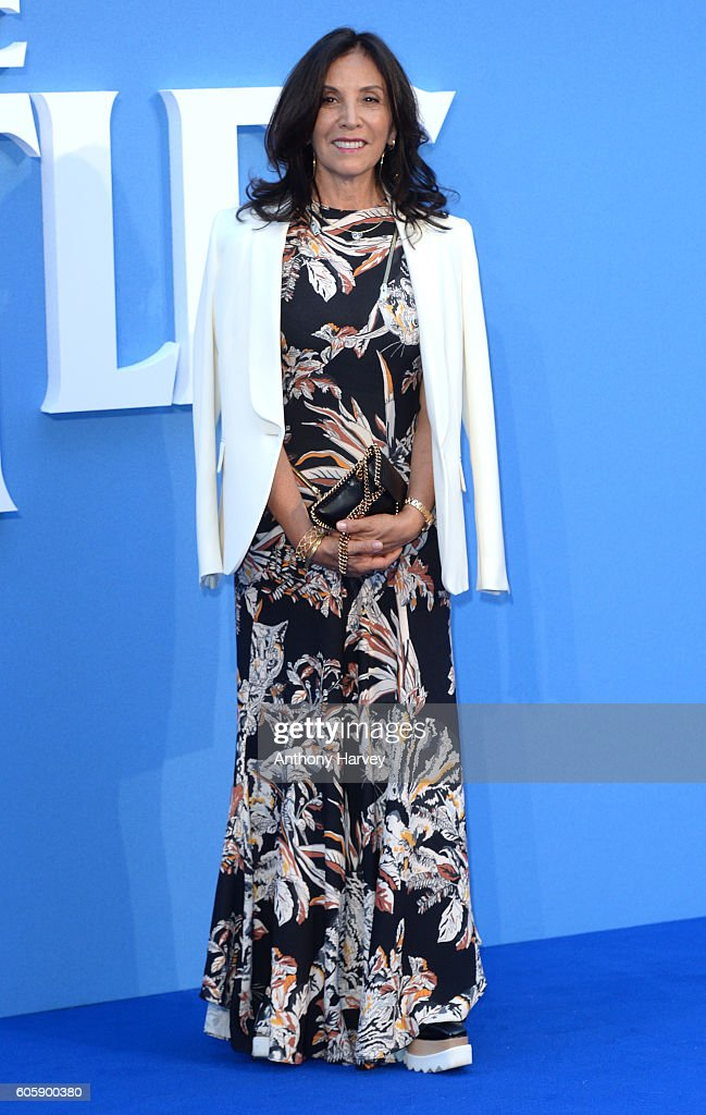 Olivia Harrison attends the World premiere of 'The Beatles: Eight Days A Week - The Touring Years' at Odeon Leicester Square on September 15, 2016 in London, England.